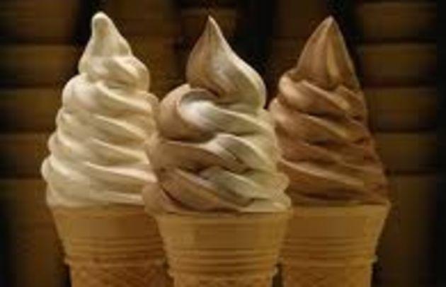 Soft Ice Cream Cones