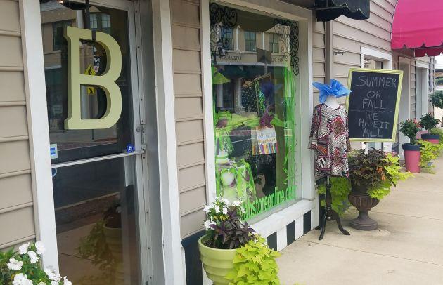 B Storefront