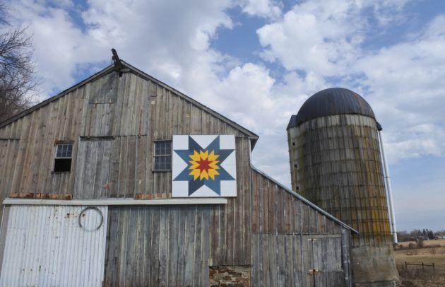Dallam Farm Quilt 1