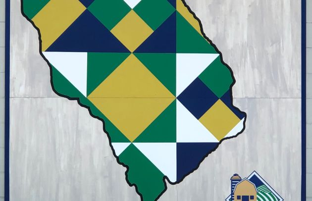 Harford County Agricultural Center Barn Quilt