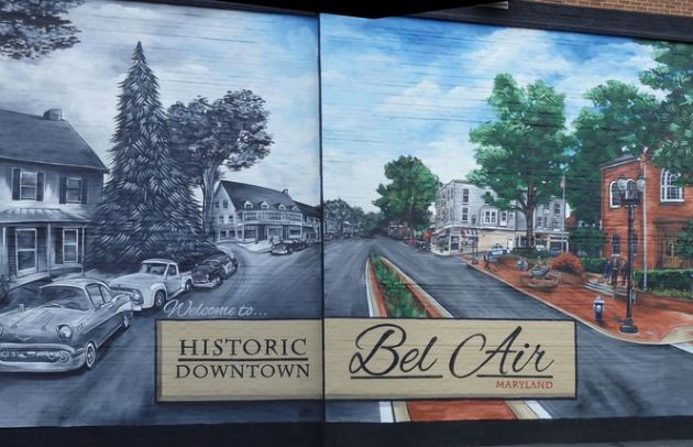 Historic Downtown Mural