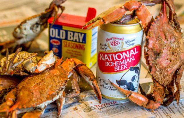 Steamed Crabs & Beer