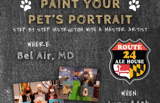 Paint your Dog Night