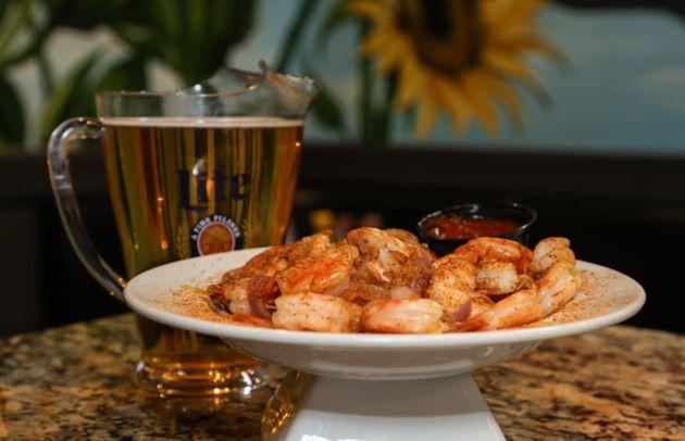 Shrimp & Beer