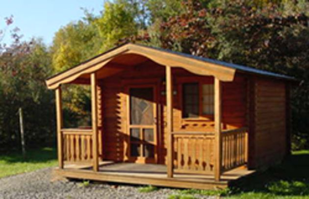 Susquehanna State Park Cabin Bluebird