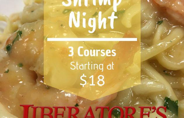 Shrimp Night