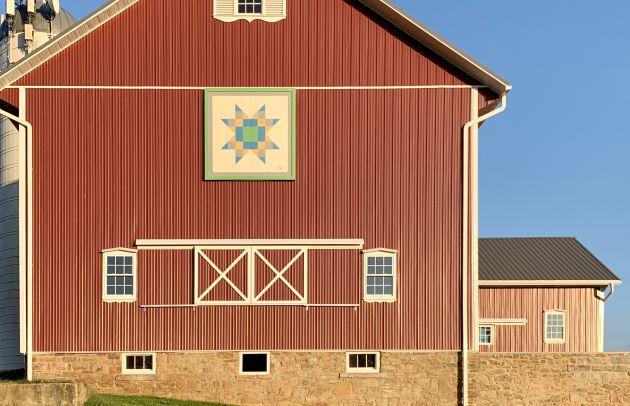 Stone View Farm Barn Quilt
