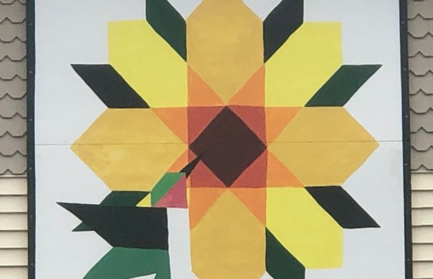 The Mill of Bel Air Barn Quilt