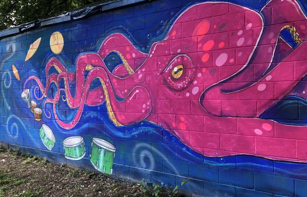 Musical Octopus