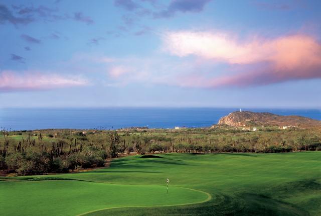 Cabo del Sol desert course