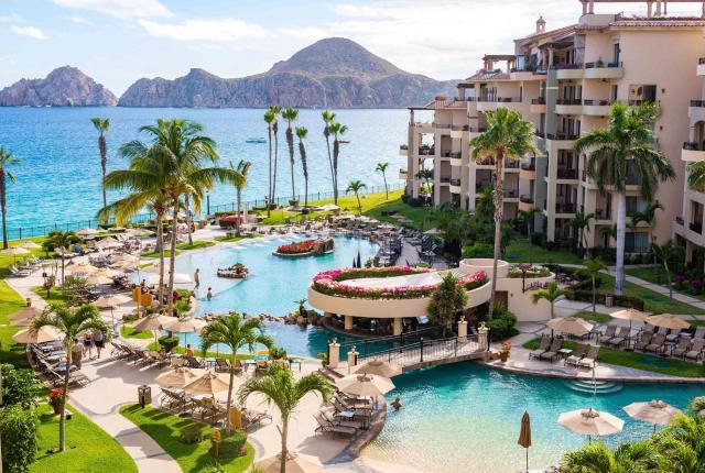 Villa La Estancia Beach Resort & Spa Los Cabos Panoramic View
