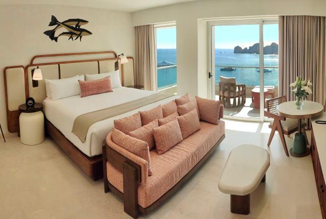 Infinity Suite Ocean View