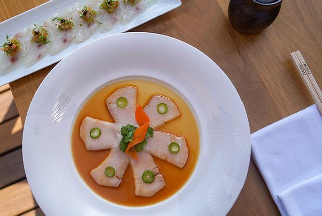 Nobu dish