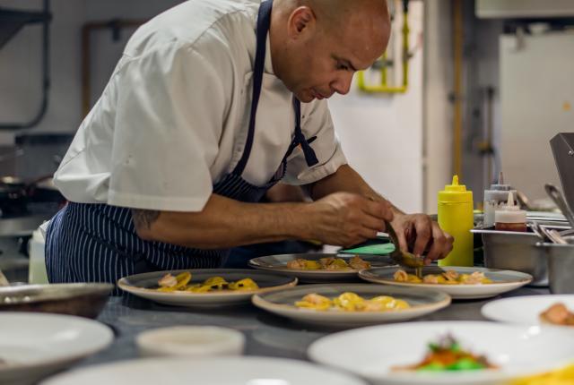Chef Jacob, Sunset Monasalia