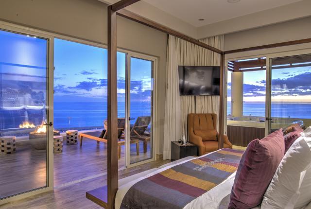 The Towers Presidential Suite Bedroom