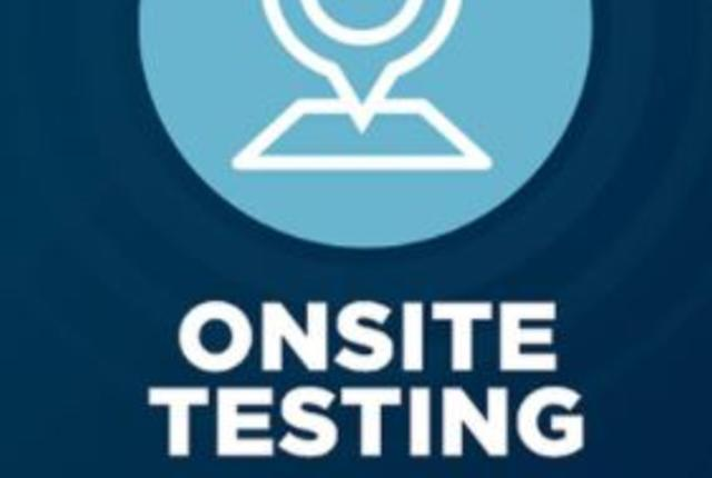 ONSITE TESTING