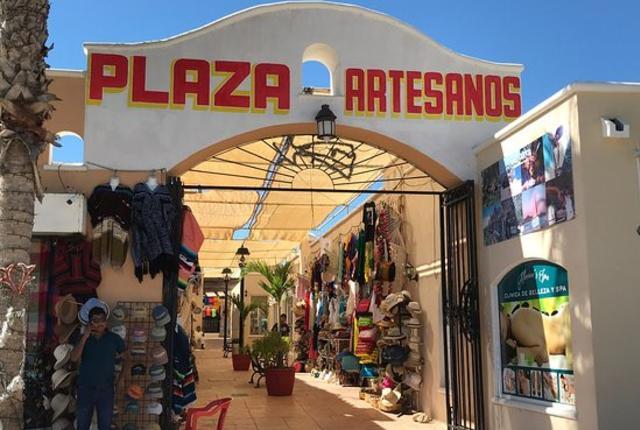 plaza artesanos