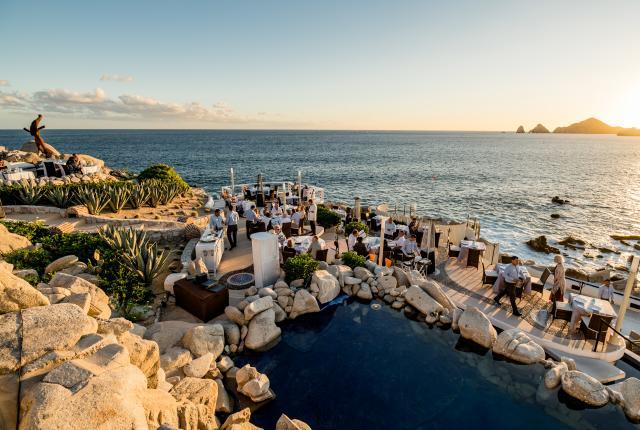 Restaurante, Sunset Monasalia