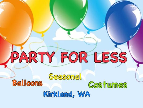 Party for Less