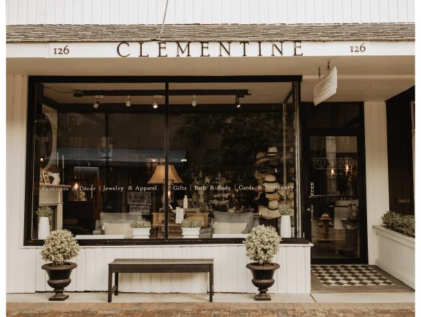 Clementine storefront