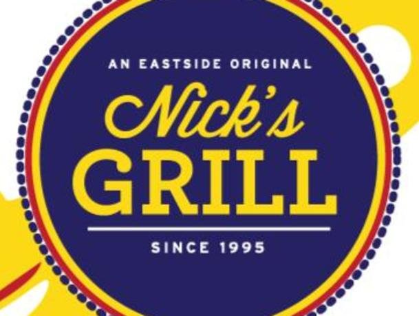 Nick's Grill logo