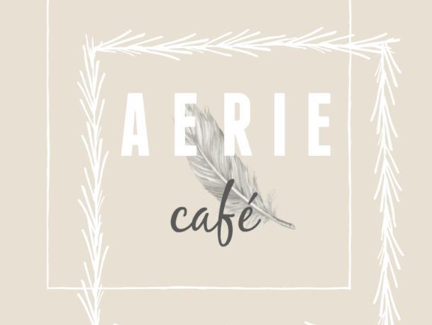 Aerie Cafe logo