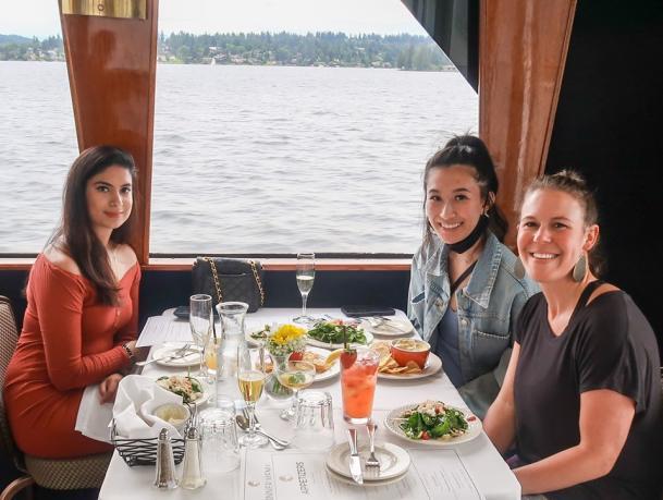 Waterways cruise