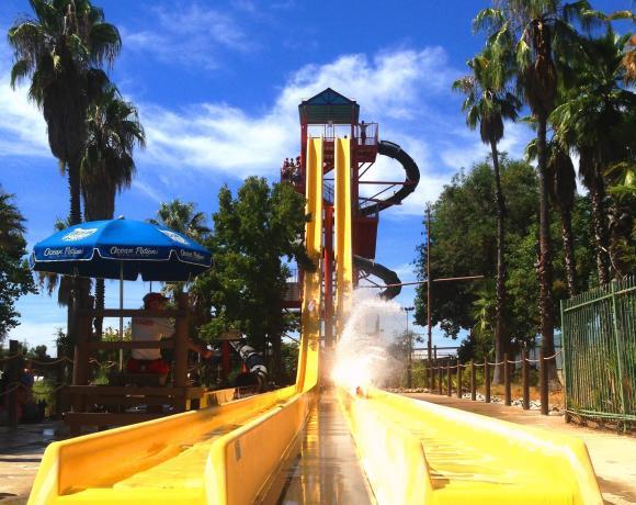 Cliffhanger Speed Slide