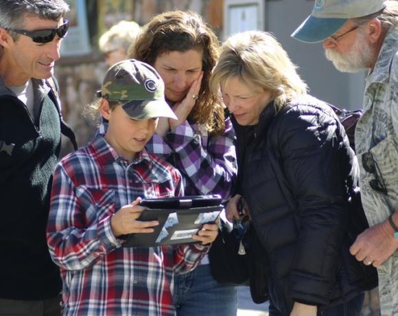 Family Scavenger Hunt