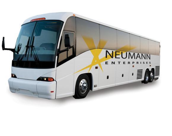 Neumann Enterprises Bus