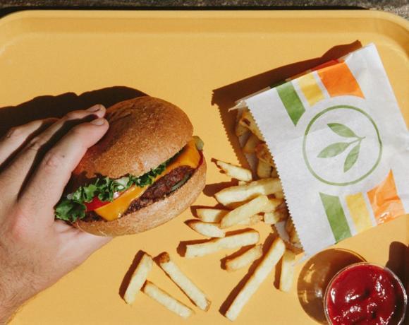 Plant Power Fast Food 1
