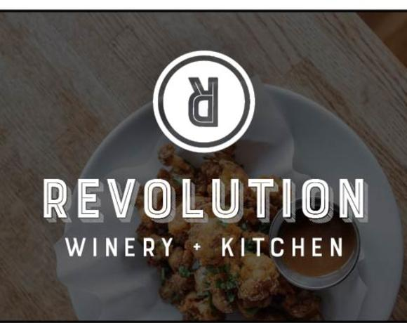 Revolution Winery + Kitchen