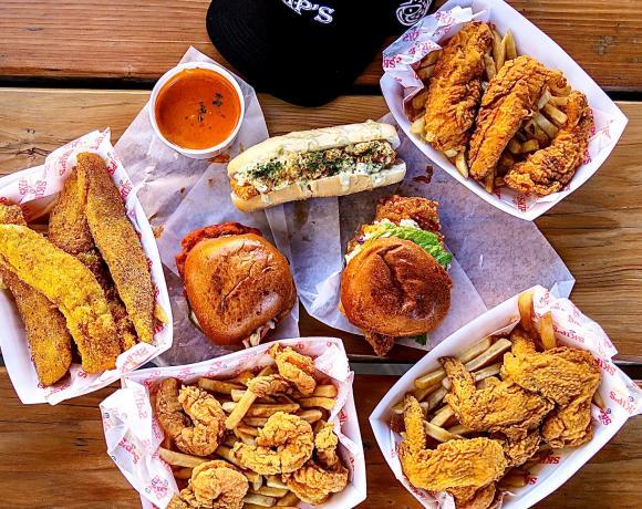 Skip's Fish & Chicken 1