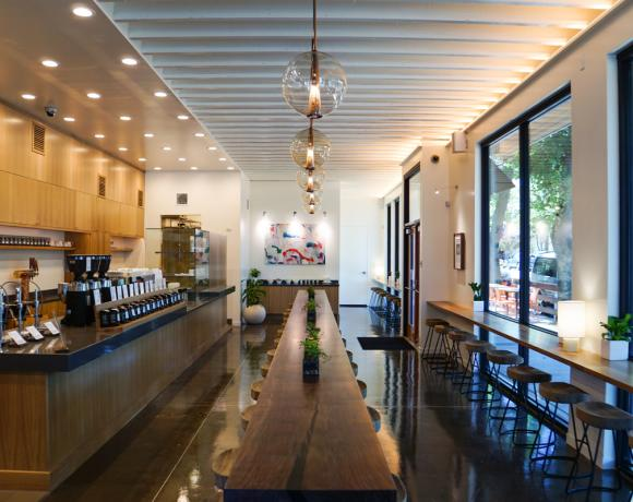Temple Coffee, Davis