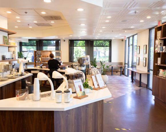 Temple Coffee, Fair Oaks Blvd.