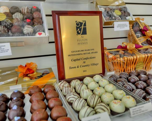 Chocolate and Gelato
