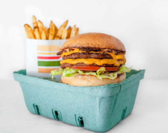 Burgers, Fries and Shake