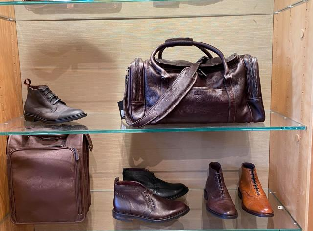 Shoes and Bags at Allen Edmonds