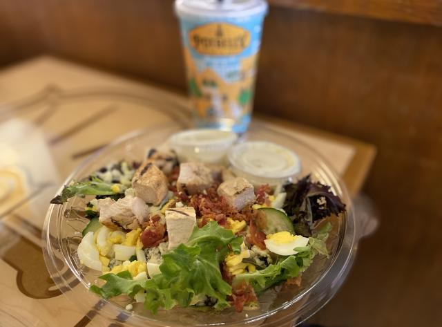 Salad from Potbelly