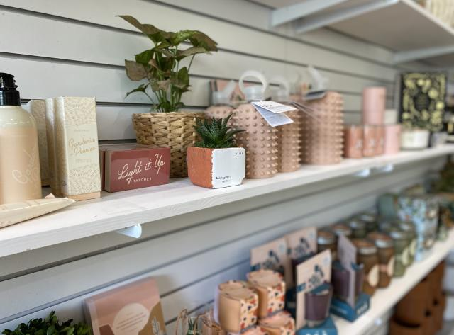 Lotions and gifts