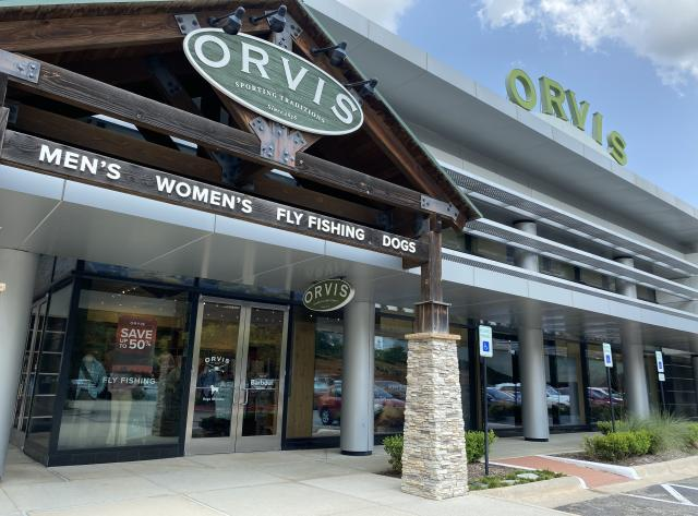 Orvis Storefront