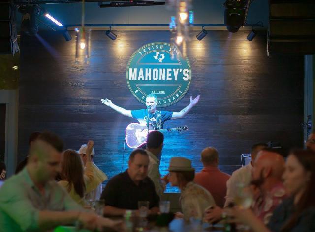 Live Music at Mahoney's