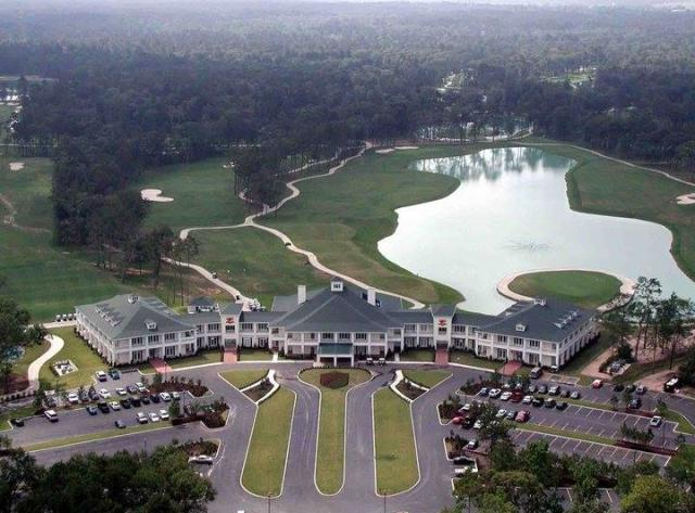 Augusta Pines Golf Course