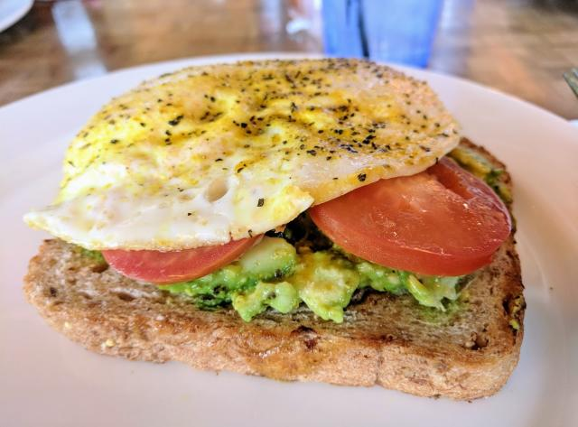 The Kitchen - Avocado Toast