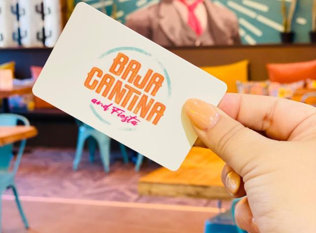 Baja Gift Card