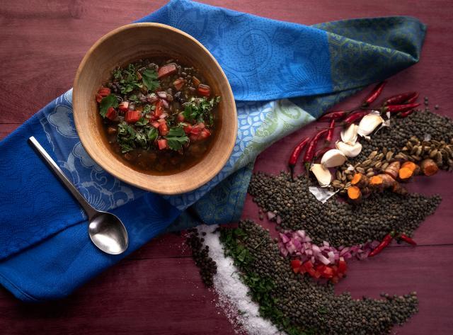 Boontjie Soup