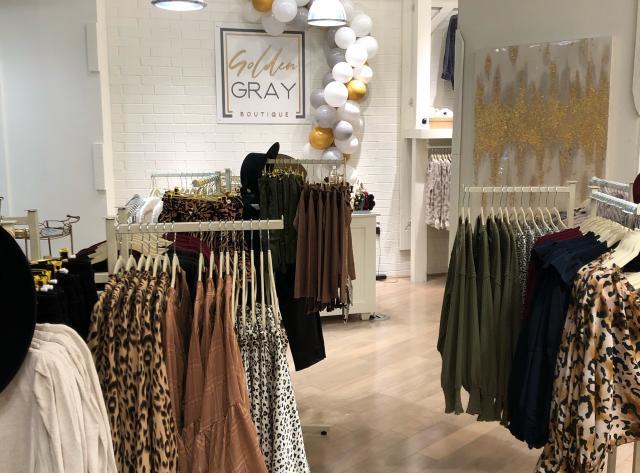 Golden Gray Boutique