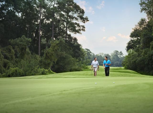 The Woodlands Resort & Conference Center Golf