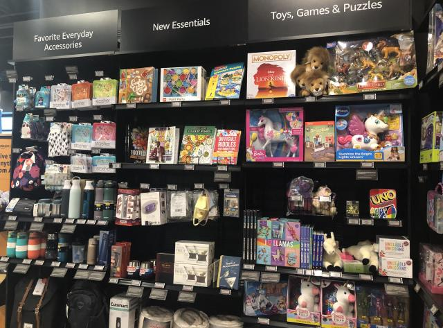 Toys and Games at Amazon 4-star