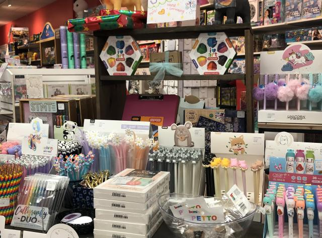 Journaling Items at Learning Express Toys